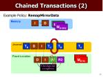 chained transactions 2