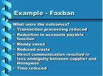 example faxban14