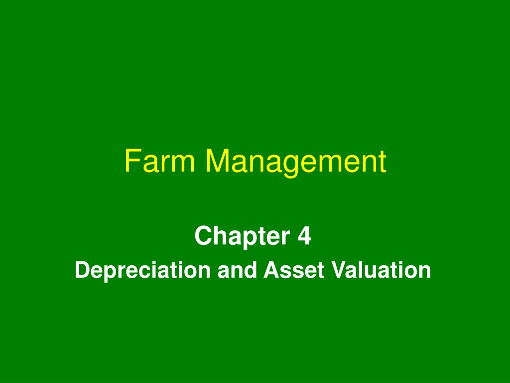 farm management l.