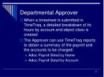 departmental approver51