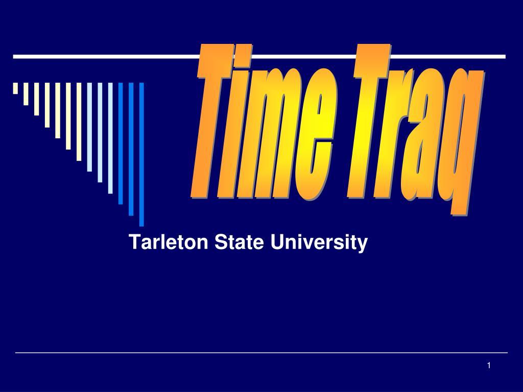 tarleton state university l.