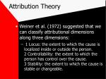 attribution theory7