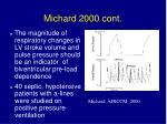 michard 2000 cont