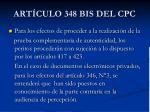 art culo 348 bis del cpc36