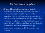 definiciones legales21