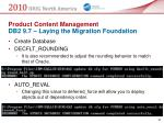 product content management db2 9 7 laying the migration foundation28