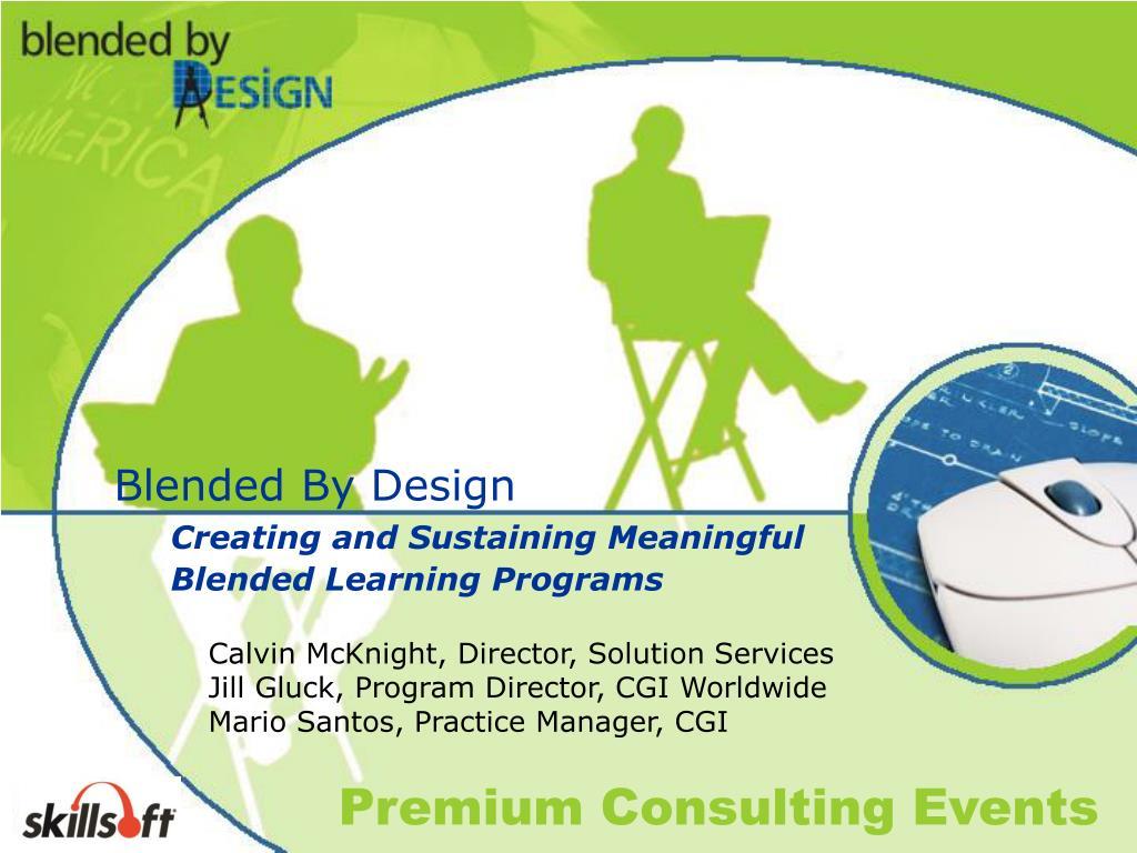 blended by design l.
