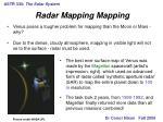 astr 330 the solar system18