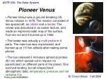 astr 330 the solar system27