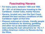 fascinating havana