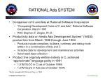 rational ada system