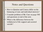 notes and questions1