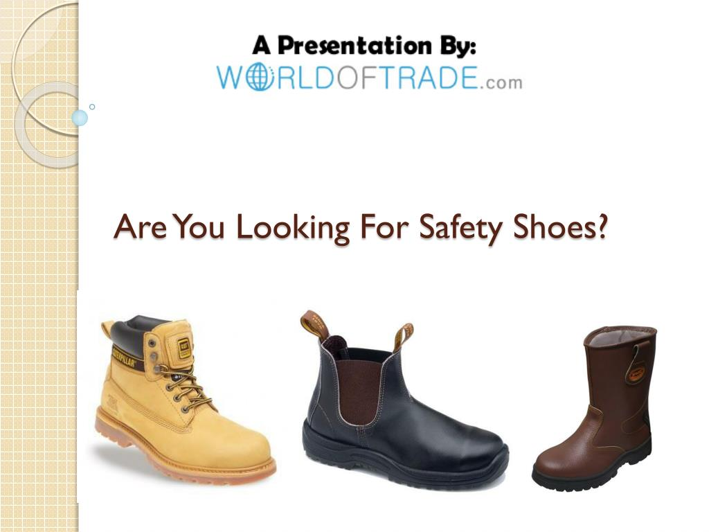are you looking for safety shoes l.