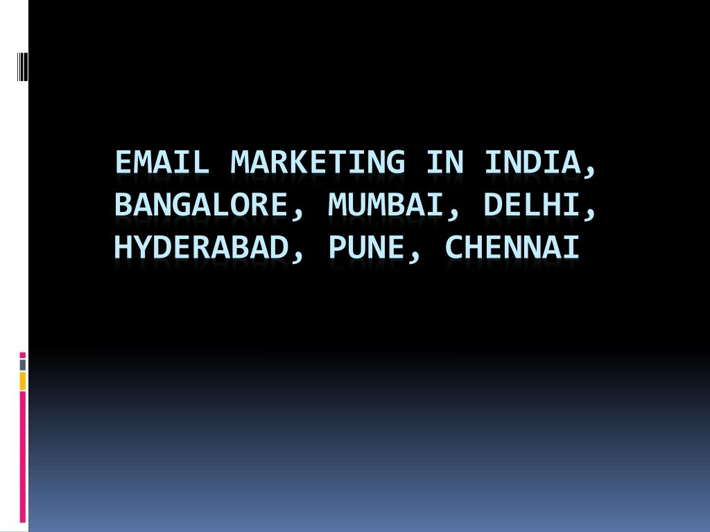 email marketing in india bangalore mumbai delhi hyderabad pune chennai l.