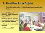 1 identifica o do projeto