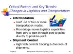 critical factors and key trends changes in logistics and transportation16