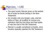 marcion 140