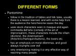 different forms19