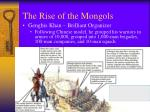 the rise of the mongols18