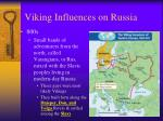 viking influences on russia