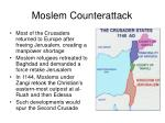moslem counterattack