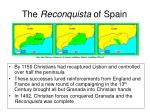 the reconquista of spain39