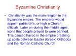 byzantine christianity