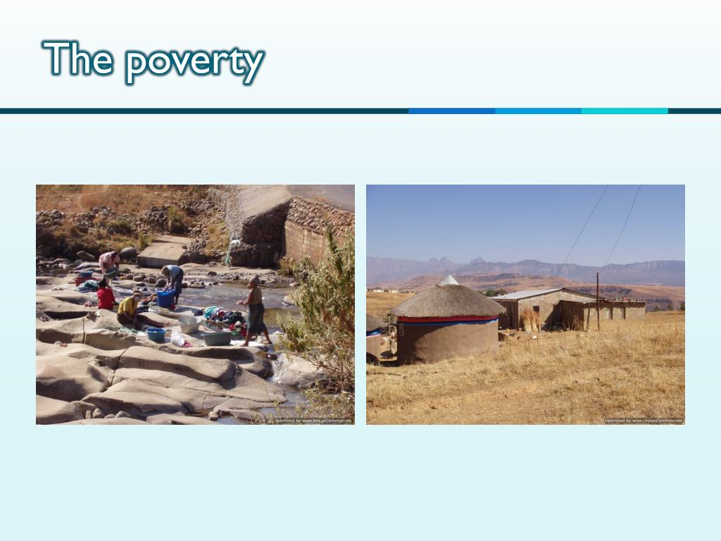 The poverty