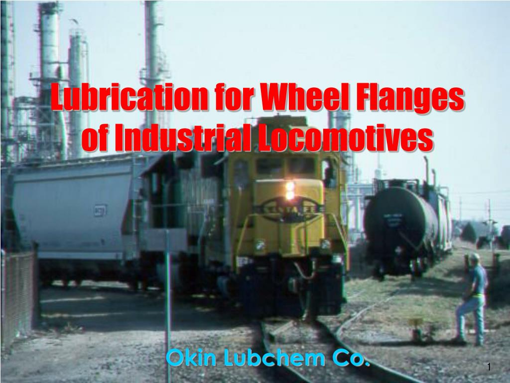 Lubrication for Wheel Flanges