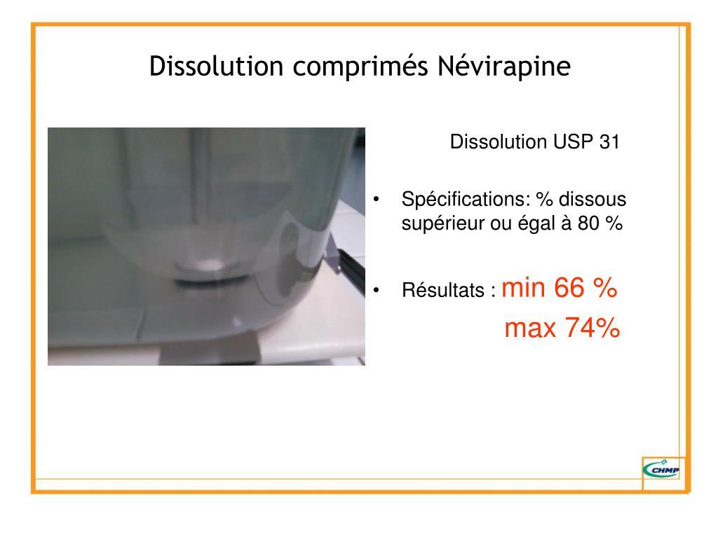 Dissolution USP 31