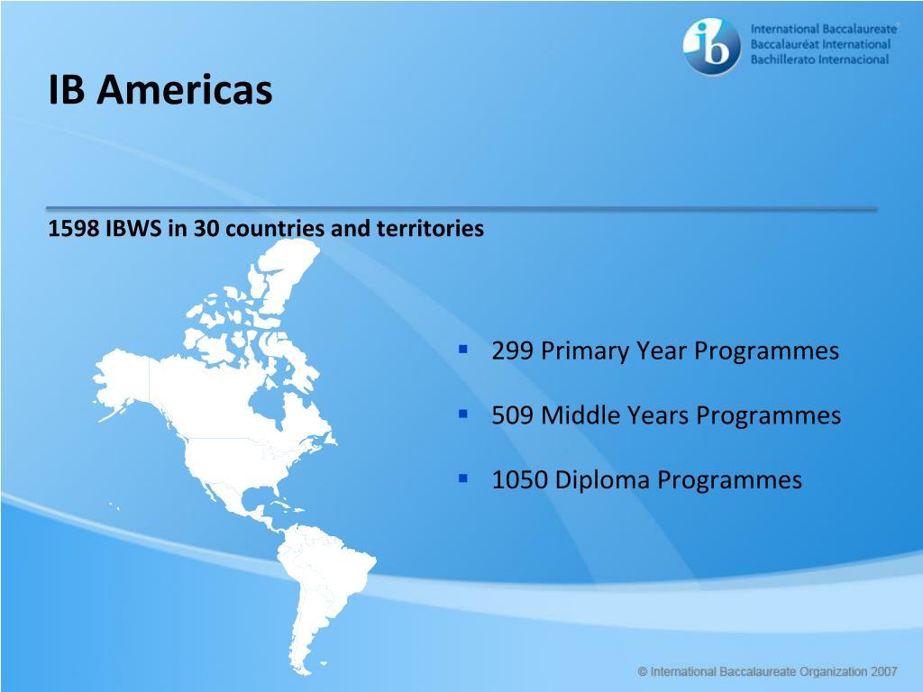 IB Americas