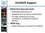 oconus support