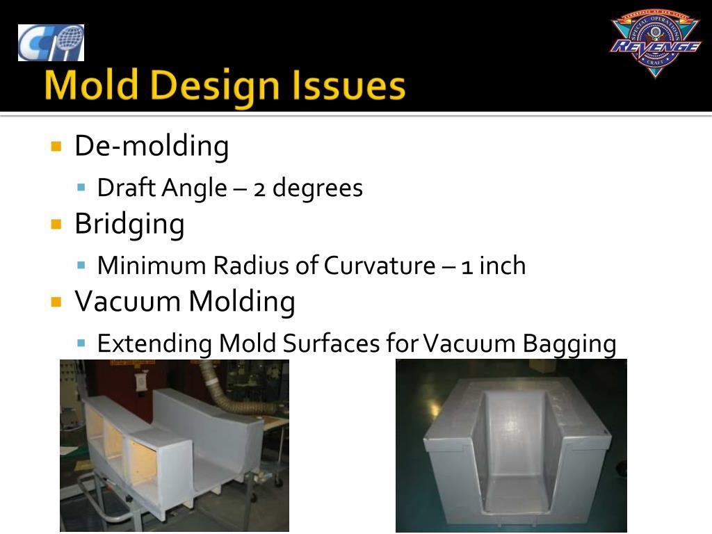 De-molding