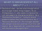 what is management all about 19
