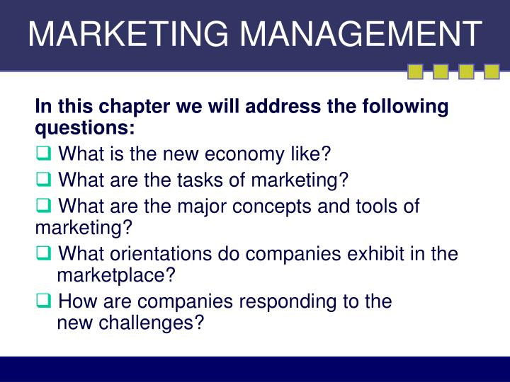 Marketing management2