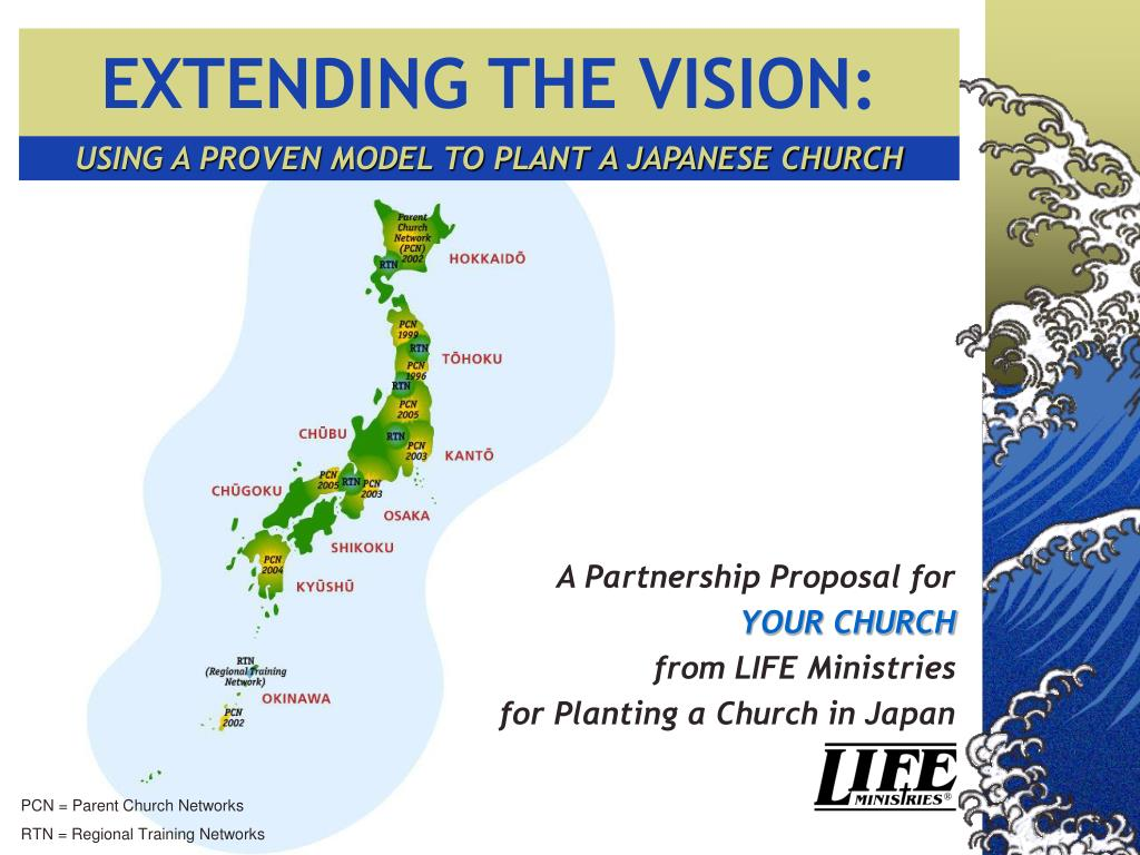 EXTENDING THE VISION: