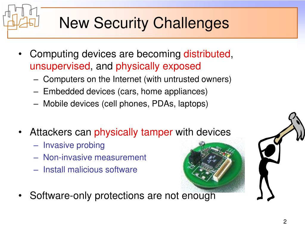 New Security Challenges