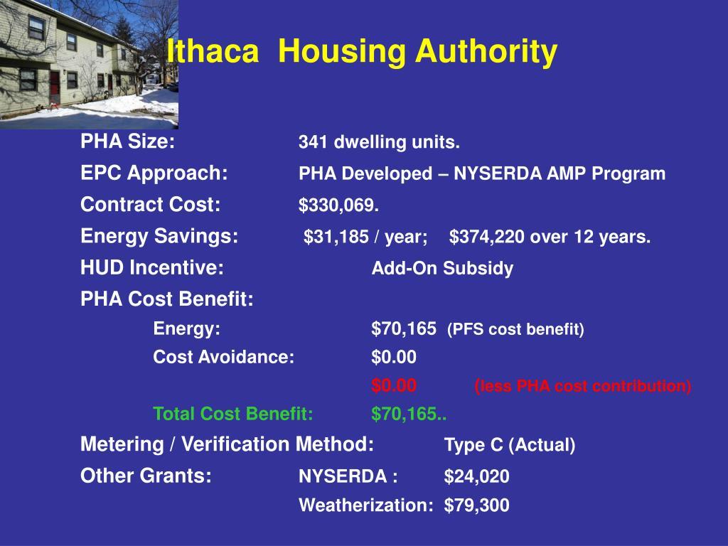 Ithaca  Housing Authority
