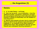 the anguishes 3