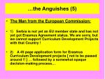 the anguishes 5