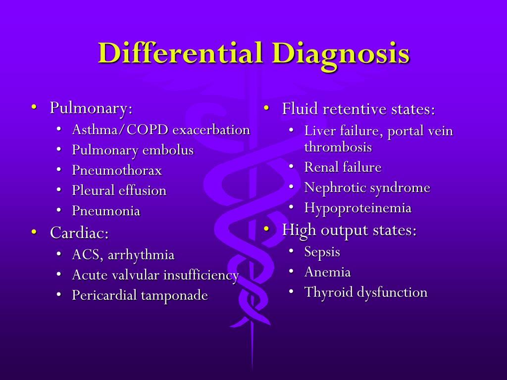 Pulmonary: