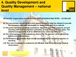 4 quality development and quality management national level19