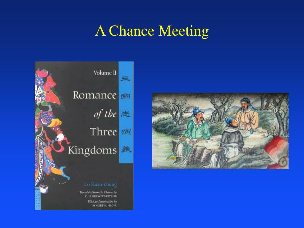 A Chance Meeting