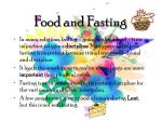 food and fasting17