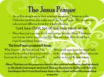 the jesus prayer