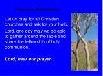 prayer for a new pentecost