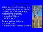 prayers of intercession23