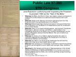 public law 97 280 97th congress