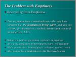 the problem with emptiness11