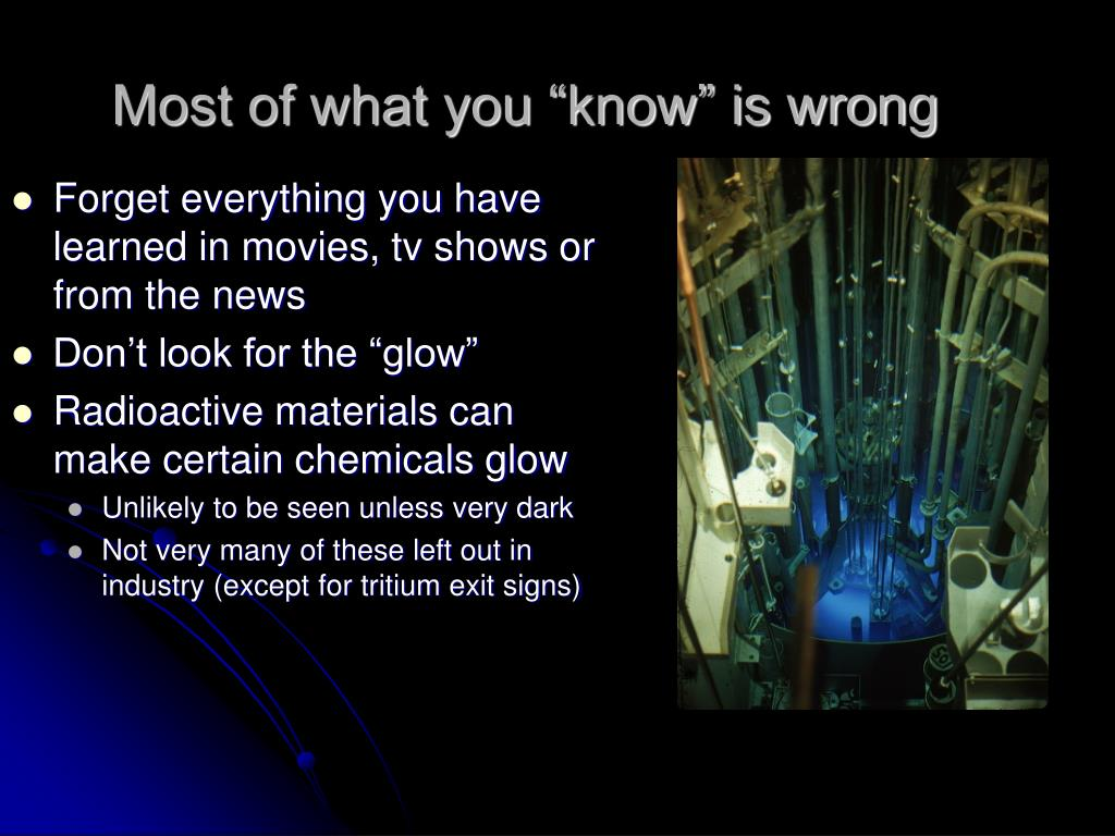 """Most of what you """"know"""" is wrong"""
